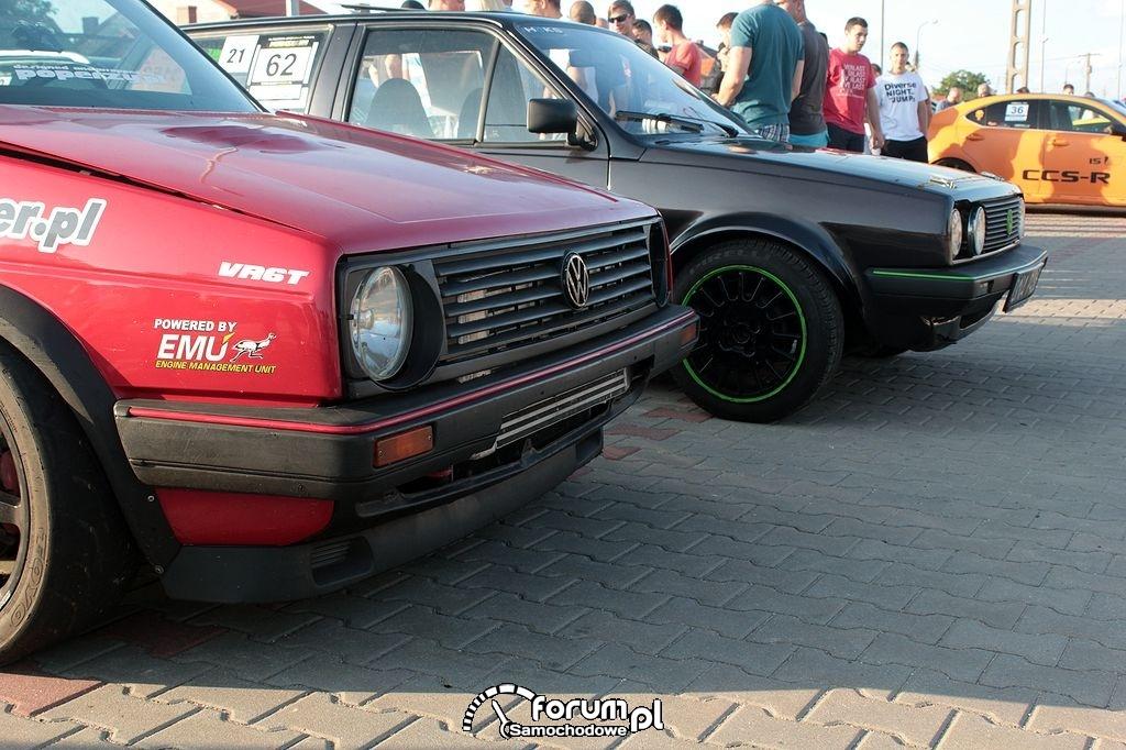 VW Golf i Polo