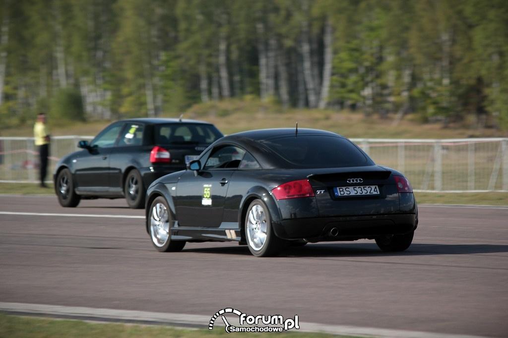 Audi A3 vs. Audi TT