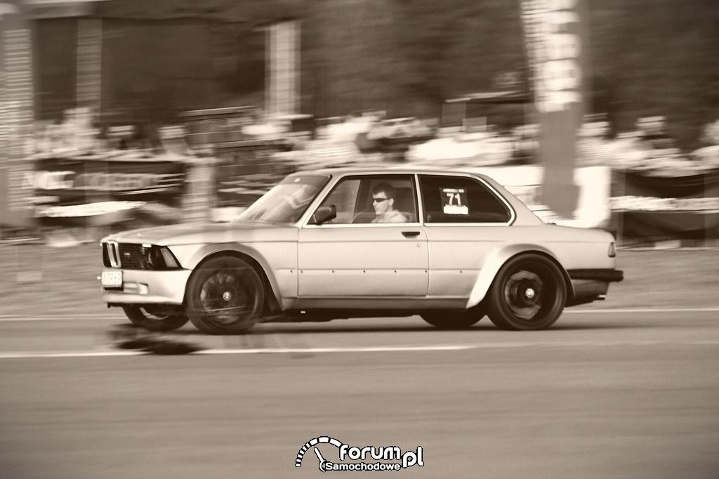 BMW E21, Rekin