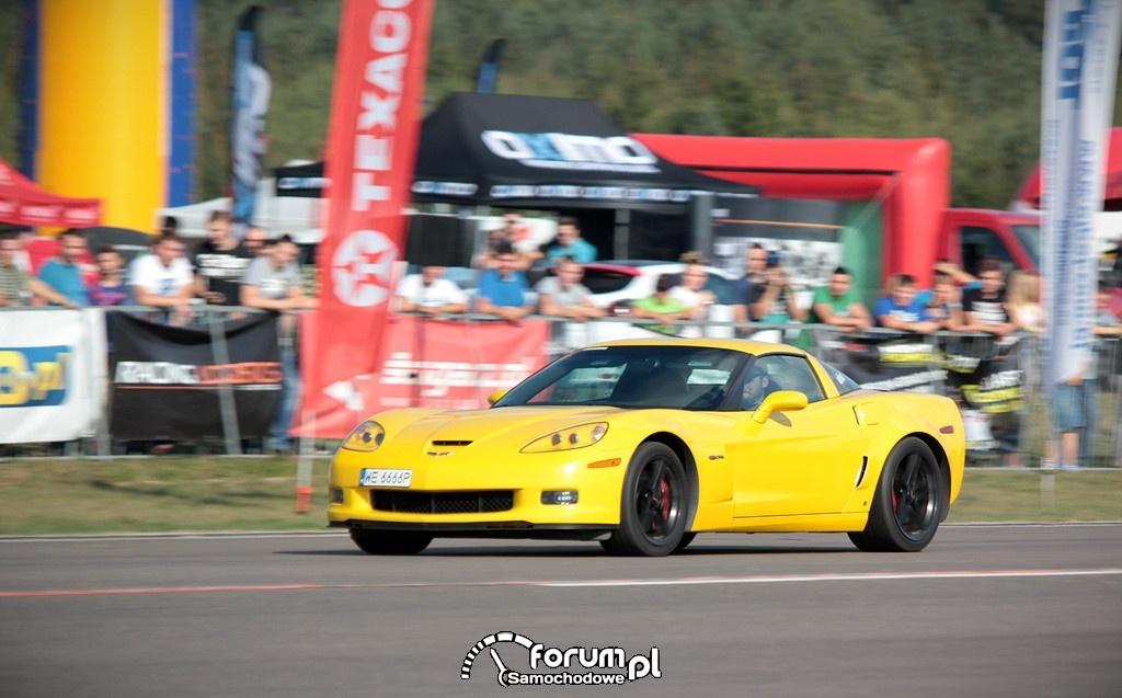 Chevrolet Corvette Z06, wyścigi równoległe