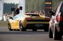 Lamborghini Gallardo, linia startu w wyścigach równoległych