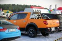 Pomarańczowy mat, Mitsubishi L200