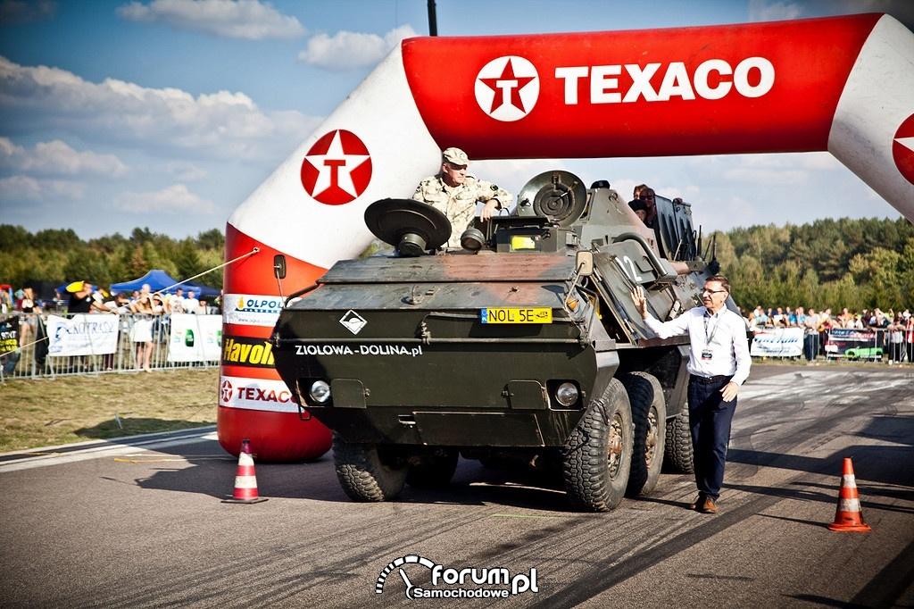 SCOT - Średni Kołowy Transporter Opancerzony