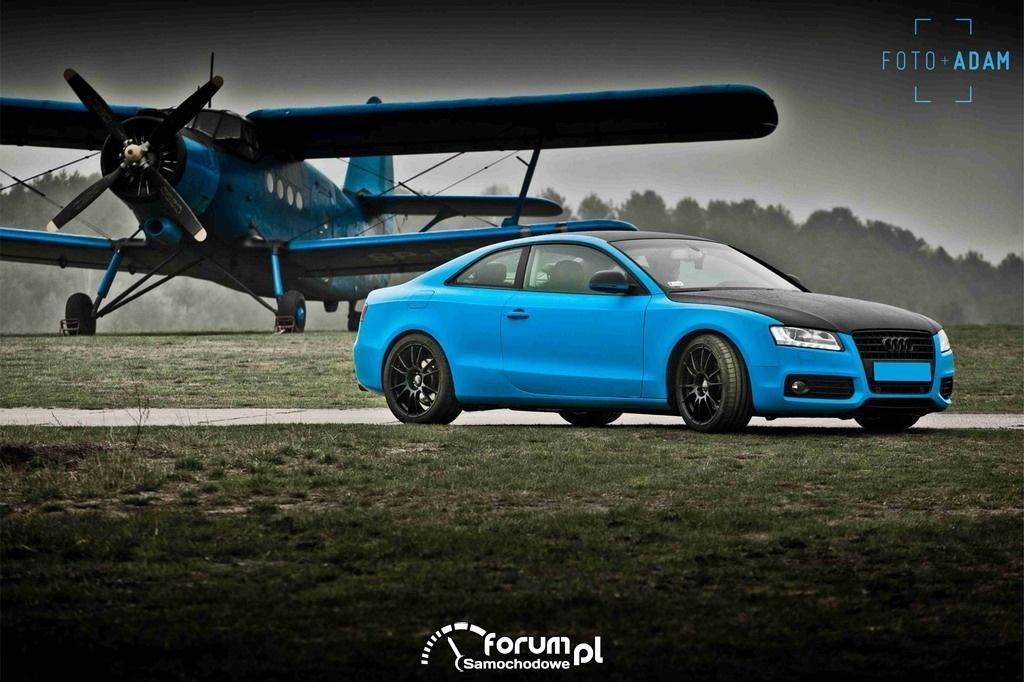 Audi A5 - 350 KM, 700 NM