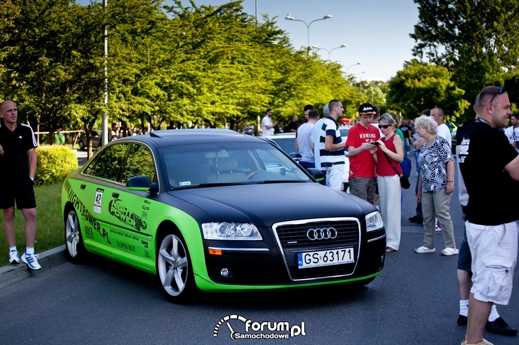 Audi A8, NIGHT POWER 2013 GP