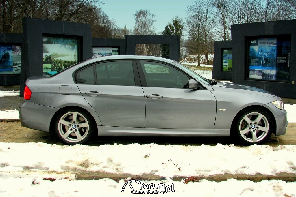 BMW E90 - 286 KM, 580 NM