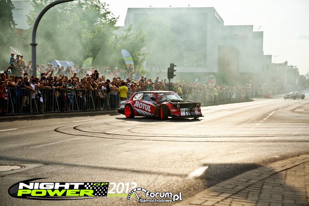 Drift, BMW Rekin, 1 czerwca w Olsztynie