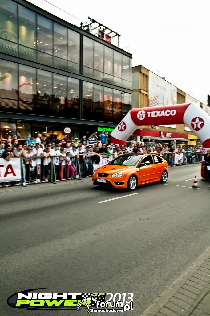 Ford Focus, 1 czerwca w Olsztynie