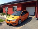 Ford Focus ST - 365 KM, 517 NM