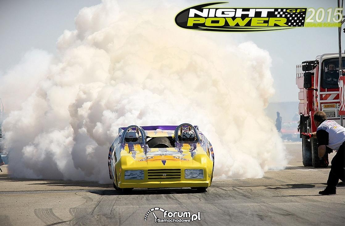 Jet Car Predator, samochód odrzutowy