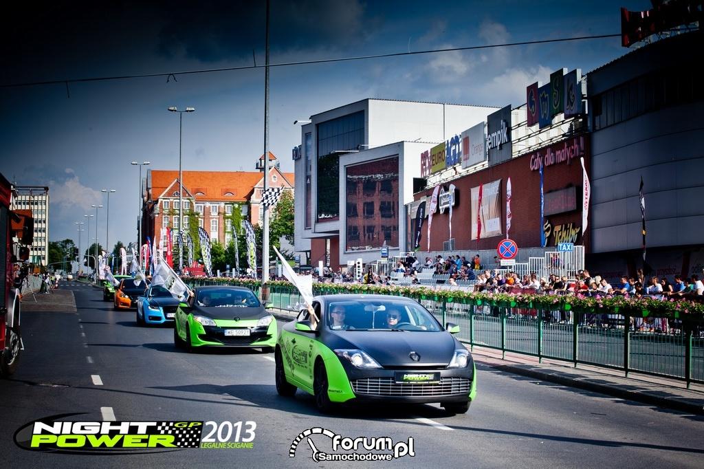 NIGHT POWER 2013 Grand Prix, 1 czerwca w Olsztynie