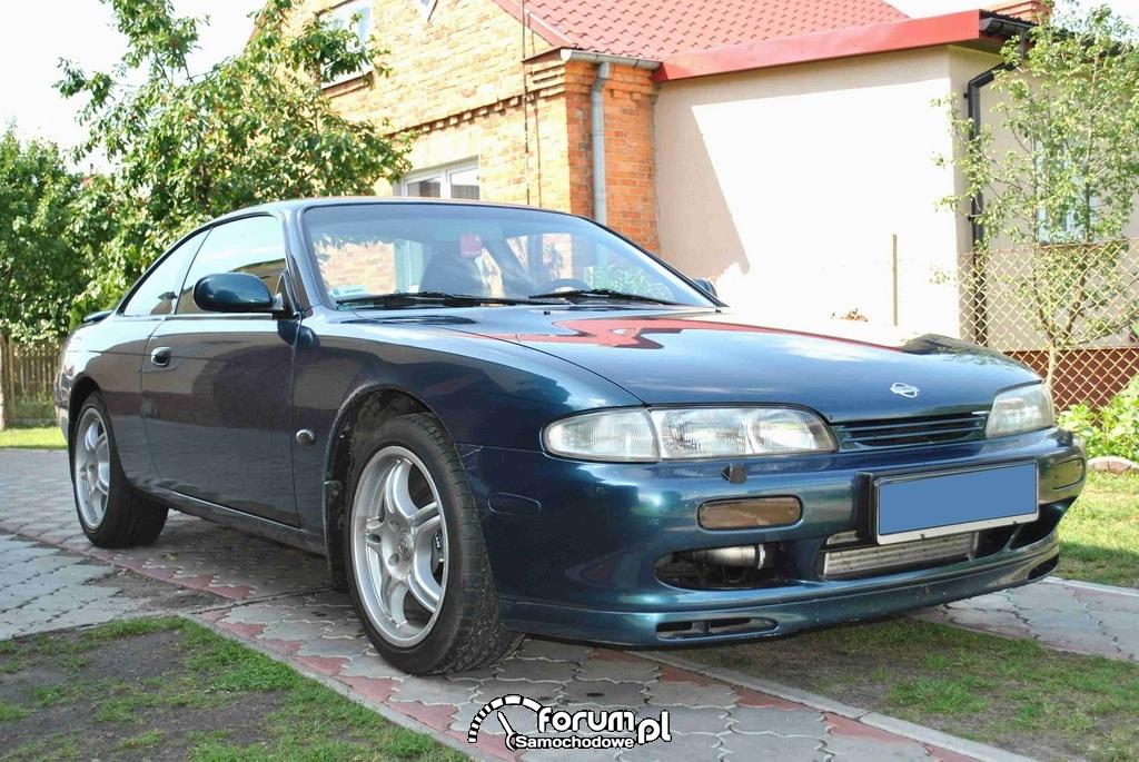 Nissan 240 SX - 300+ KM, 500+ NM