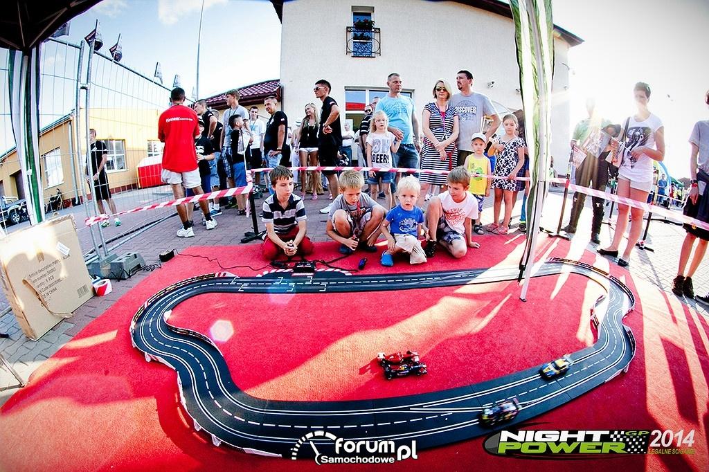 Strefa dla dzieci, Night Power GP 2014