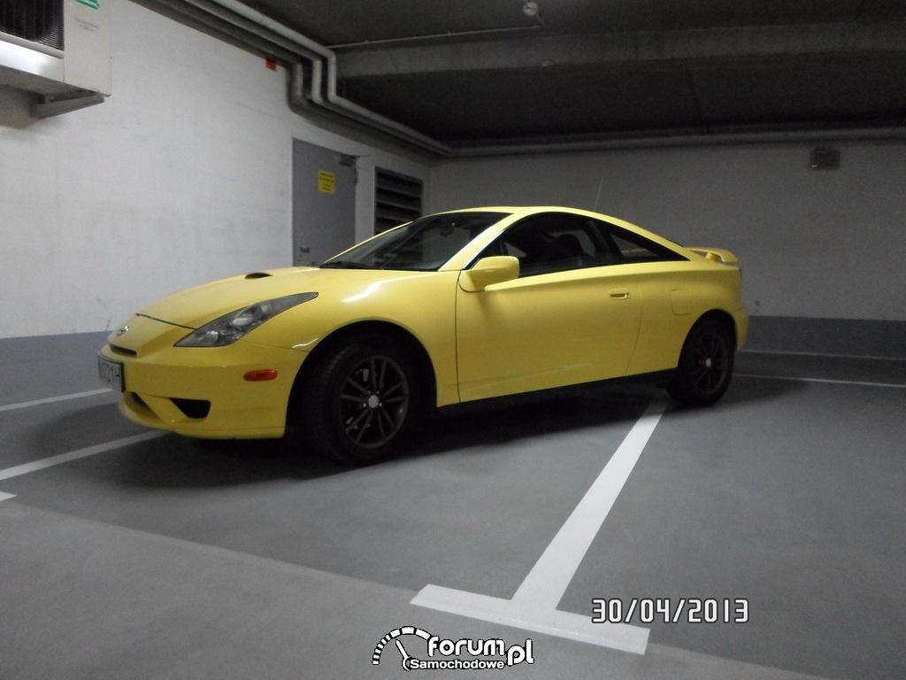 Toyota Celica - 140 KM, 170 NM