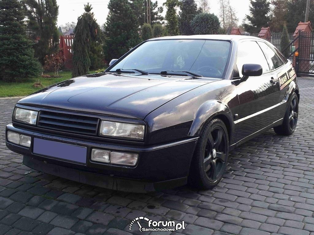 Volkswagen Corrado - 190 KM, 300 NM