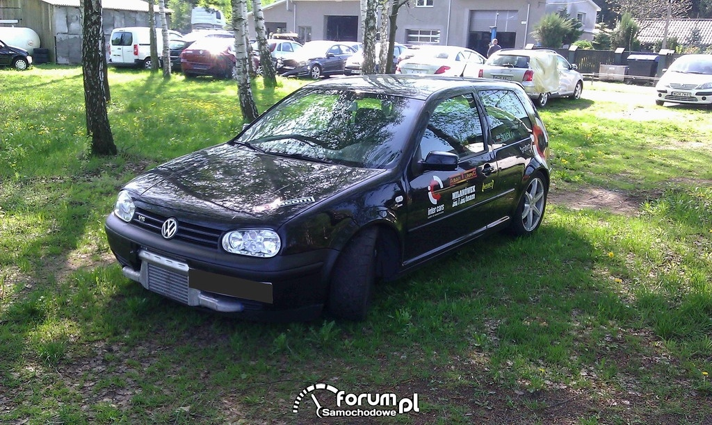 Volkswagen Golf - 230 KM, 500 NM