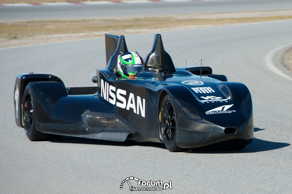 Nissan DeltaWing, 1