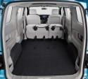 Nissan e-NV200 - przestrzeń ładunkowa
