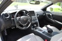 Nissan GTR wnętrze
