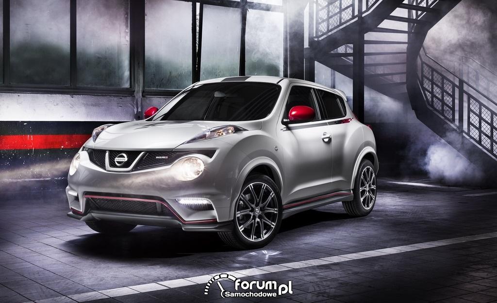 Nissan Juke Nismo, 4