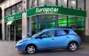 Nissan LEAF i Europcar