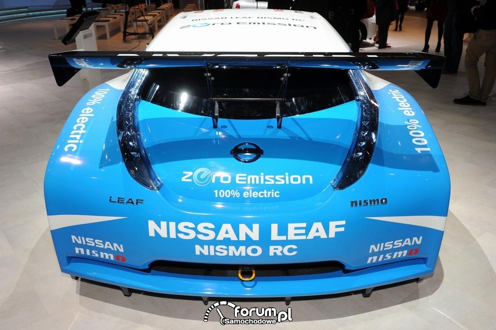 Nissan Leaf Nismo RC, Geneva Motorshow 2012, 3