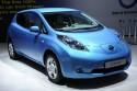 Nissan LEAF - widok z przodu