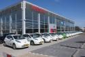 Ekologiczne taksówki elektryczne Nissan LEAF w Zurychu