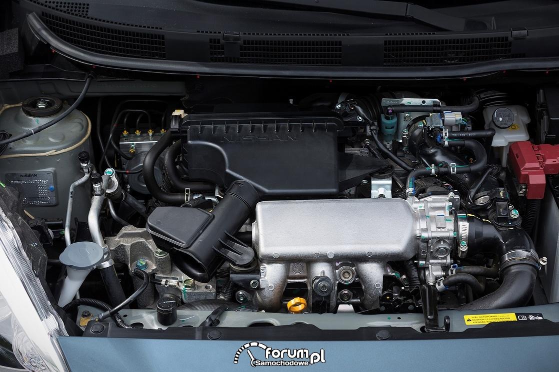 Nissan Micra N-Tec, silnik