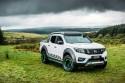 Nissan Navara EnGuard Concept pick-up, przód