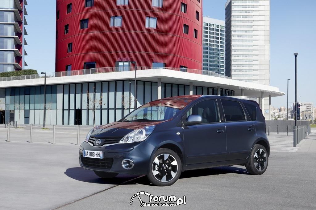 Nissan Note - przód
