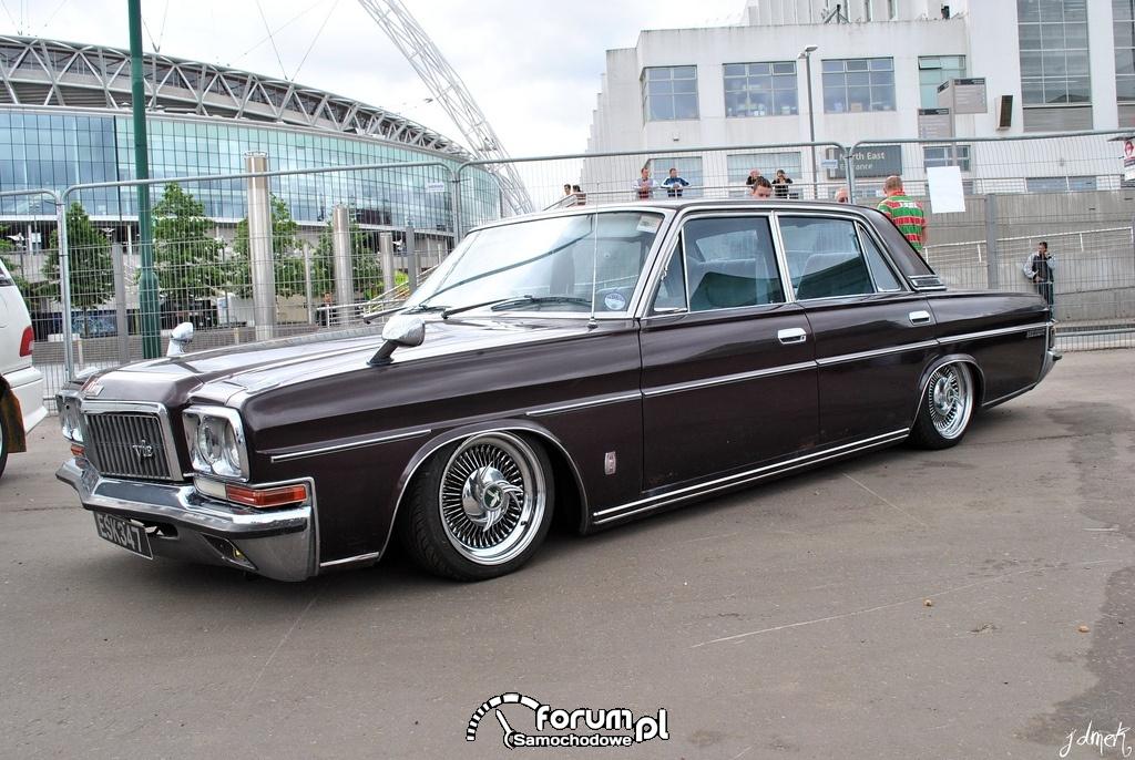 Nissan President H150 (1965-1973 r.)