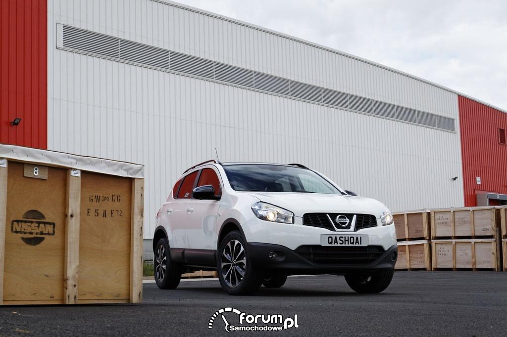 Nissan Qashqai - Opinia