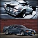 Nissan Skyline KPGC10 & R32