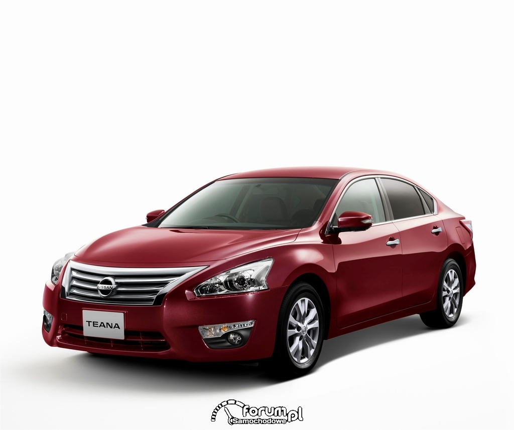 Nissan Teana - sedan segmentu premium