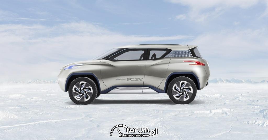 Samochód koncepcyjny Nissan TeRRA, 2