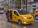 Taksówka Przyszłości Nissan NV200 - Nowy York, 2