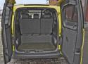 Taksówka Przyszłości Nissan NV200 - Nowy York, bagażnik
