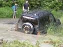 Auto terenowe - początki - wyposażenie na bezdroża