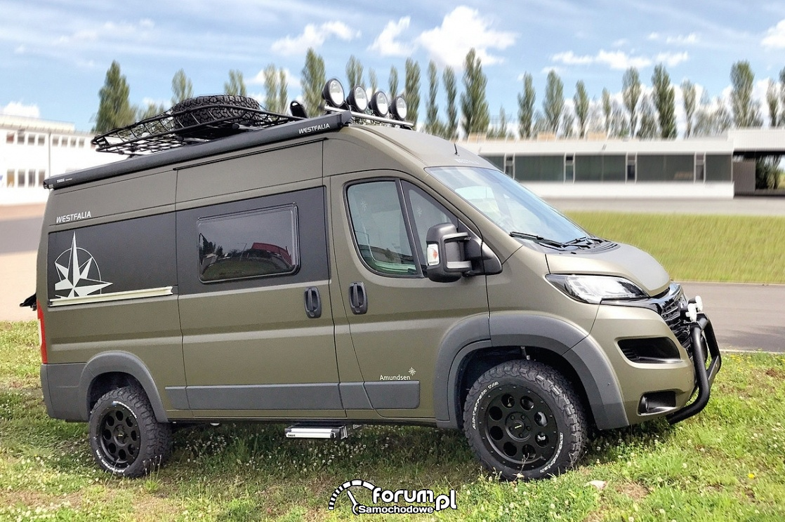 Fiat Ducato Westfalia Off Road 4x4