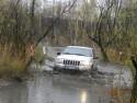 Jeep Grand Cherokee brodzenie w wodzie, Dla Sergiusza