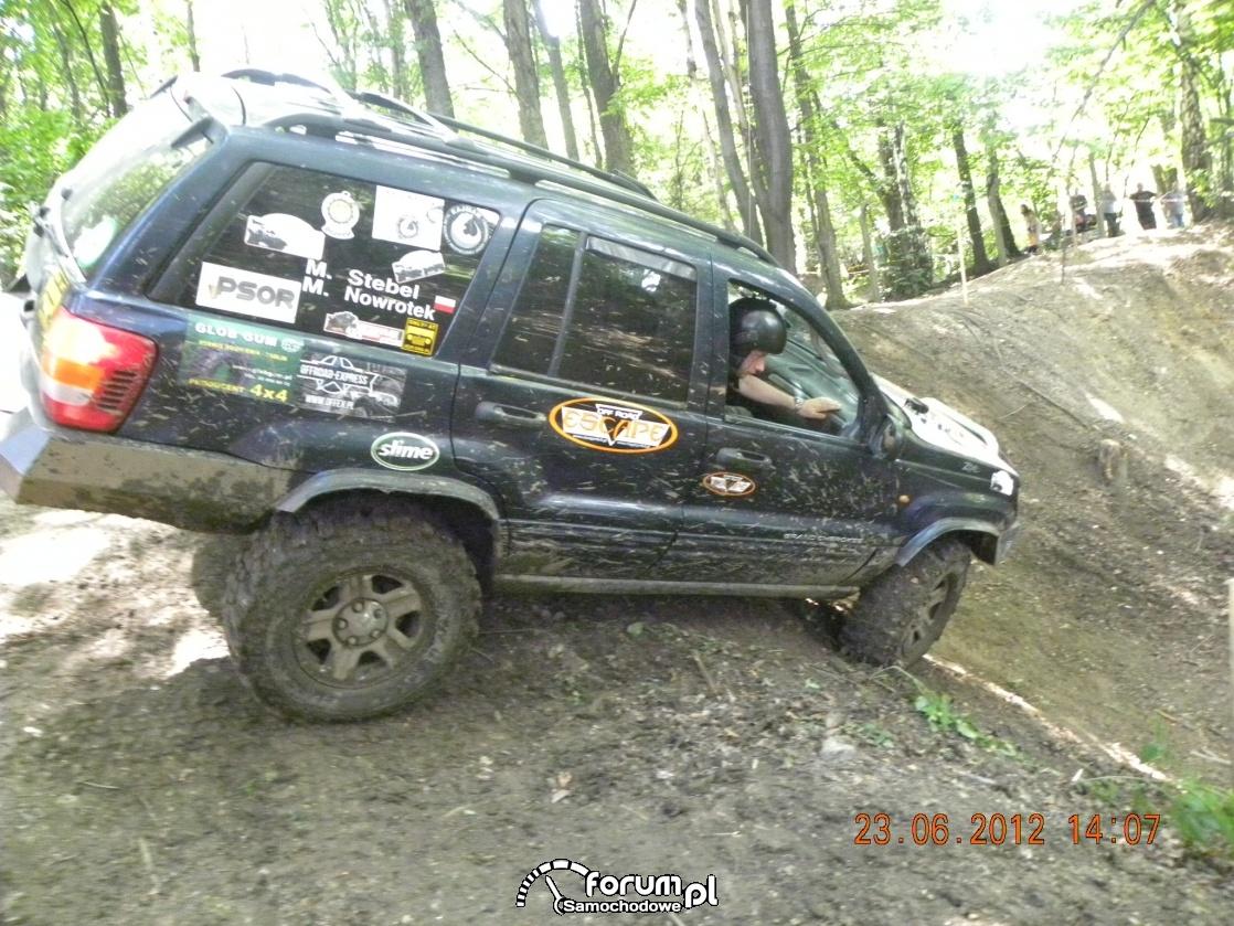 Jeep Grand Cherokee, M.Stebel, M.Nowrotek