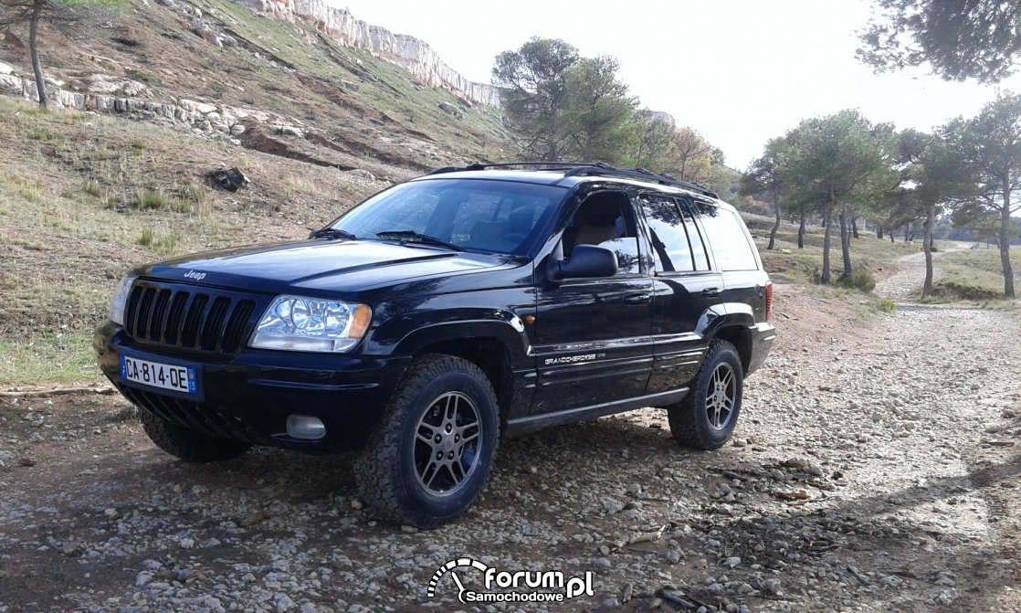 Jeep Grand Cherokee WG