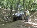 Jeep w terenie