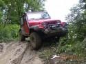 Jeep Wrangler nie tędy droga