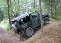"""Mercedes G Wolf 250GD Muzeum Techniki Wojskowej """"GRYF"""""""