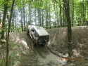 Nissan Patrol, wyjazd z błota