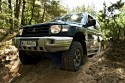 Off-road, 4×4 Mitsubishi, 2