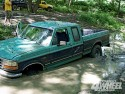 Off Road 4X4 Truck Whoops 1994 Ford F150