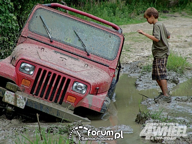 Off Road 4X4 Truck Whoops 4X4 Jeep